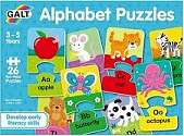 Cover of Play & Learn : Alphabet Puzzles