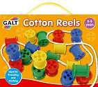 Cover of Play & Learn : Cotton Reels