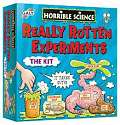 Cover of Really Rotten experiments