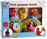 Cover of First Puppet Book