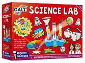 Cover of Science Lab