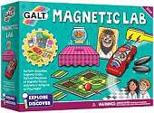 Cover of Magnetic Lab