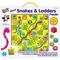 Cover of Giant Snakes & Ladders