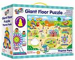 Cover of Theme Park - Giant Floor Puzzle