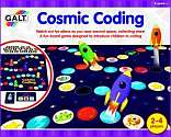 Cover of Cosmic Coding Game