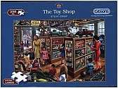 Cover of The Toy Shop Jigsaw 250 Piece XL Puzzle