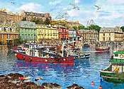Cover of Cobh Harbour 500 Piece XL Jigsaw