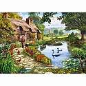 Cover of Meadow Farm 1000 Piece Puzzle