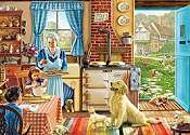Cover of Home Sweet Home 1000 Piece Puzzle