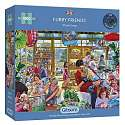 Cover of Furry Friends 1000 Piece Puzzle