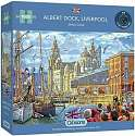 Cover of Albert Dock Liverpool 1000 Piece Puzzle