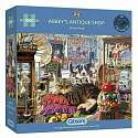 Cover of Abbey's Antique Shop 1000 Piece Puzzle