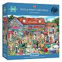 Cover of Pots & Penny Farthings 1000 piece puzzle
