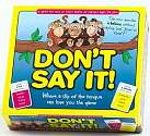 Cover of Don't Say it