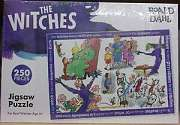 Cover of The Witches 250 Piece Puzzle