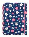 Cover of Fashion Floral A5 Week to View 2018 Diary