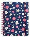 Cover of Fashion Floral A6 Week to View 2018 Diary
