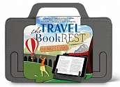 Cover of The Travel Book Rest Grey