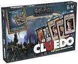 Cover of Harry Potter Cluedo