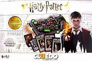 Cover of Harry Potter Cluedo Mystery Game