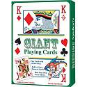 Cover of Giant Playing Cards