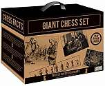 Cover of Giant Chess Kraft Paper Garden Games