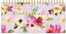 Cover of Lilac Bloom Landscape Weekly Planner