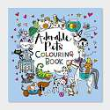 Cover of Adorable Pets Colouring Book