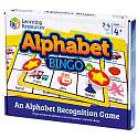 Cover of Alphabet Bingo