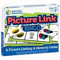 Cover of Picture Link Bingo