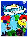 Cover of World of Colour 96 page Perforated Colouring Book