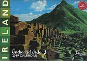 Cover of John Hinde Enchanted Ireland A5 2019 Calendar
