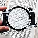 Cover of Camera Bookmark Magnifier 66mm