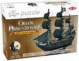 Cover of 3D Puzzle Queen Anne's Revenge