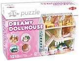 Cover of 3D Puzzle Dreamy Dollhouse