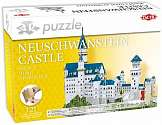 Cover of 3d Puzzle Neuschwanstein Castle