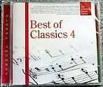 Cover of Best Of Classics 4