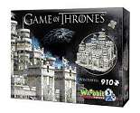 Cover of Winterfell 3D Puzzle 910 Pieces
