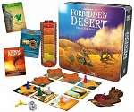 Cover of Forbidden Desert Game