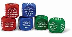 Cover of Reading Comprehension Cubes