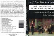 Cover of Stór Damhsa: Irish Traditional Solo Set Dances and Step Dances