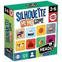 Cover of Silhouette! Memory Pairs Game