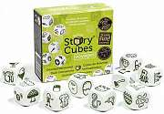 Cover of Rorys Story Cubes Voyages Green