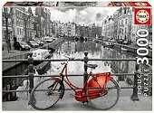 Cover of Amsterdam Canal 3000 Piece Puzzle