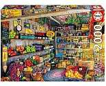 Cover of Farmers Market 2000 Piece Puzzle
