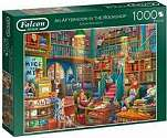 Cover of Afternoon at the Bookshop 1000 piece Jigsaw Puzzle