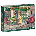 Cover of The Florist 1000 Piece Puzzle
