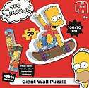 Cover of Simpsons Giant Wall Puzzle