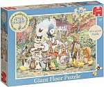 Cover of Peter Rabbit Large Floor Puzzle