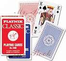 Cover of Classic Bridge Playing Cards